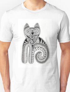 Black and white cat T-Shirt