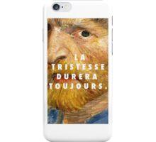 Vincent Van Gogh II iPhone Case/Skin