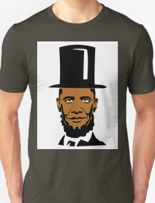 OBAMA LINCOLN UNITED T-Shirt