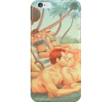 August iPhone Case/Skin