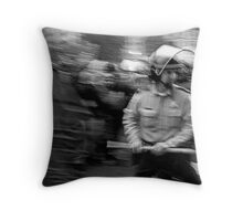 D.C. Protest V Throw Pillow