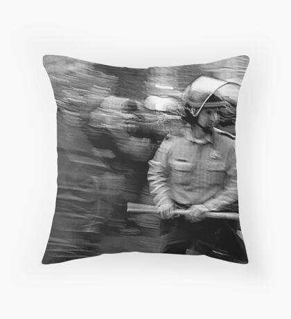 D.C. Protest V Throw Pillow