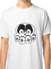 skeleton head Classic T-Shirt