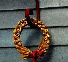 Winter Wreath by RC deWinter