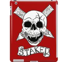Vampire Skull iPad Case/Skin