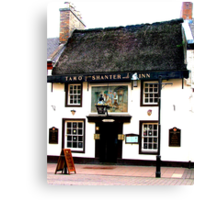Tam O'Shanter Inn, Ayr Canvas Print