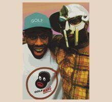 Tyler & MF DOOM by SupahMadVillain