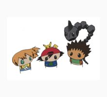 PocketDoodle Pokemon Team Kids Clothes