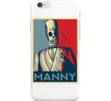 Manny iPhone Case/Skin
