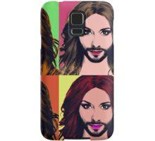 Conchita Wurst - Pop Art Samsung Galaxy Case/Skin