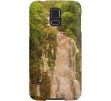 The Red Falls of Iguazu, Argentina/Brazil Border #7 Samsung Galaxy Case/Skin