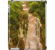 The Red Falls of Iguazu, Argentina/Brazil Border #7 iPad Case/Skin