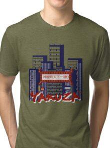 Yakuza 1988 [Variant] Tri-blend T-Shirt
