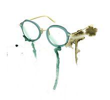 Rainy Eyeglasses  by Kteis