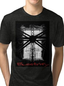 Electrify Tri-blend T-Shirt