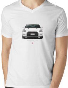 Nissan GT-R (R35) Mens V-Neck T-Shirt