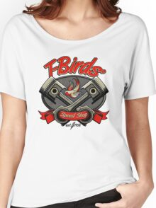 T-Birds' Speed Shop Women's Relaxed Fit T-Shirt