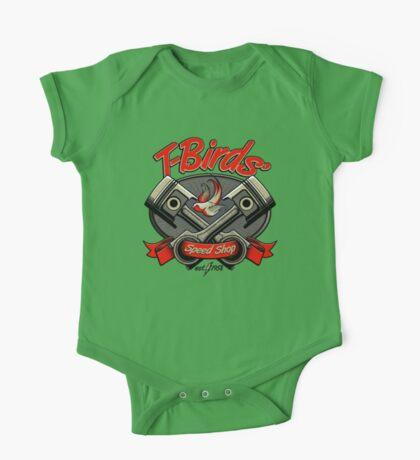 T-Birds' Speed Shop Kids Clothes