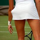Sexy Tennis by Steve Humby