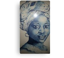 Caribbean Princess Canvas Print