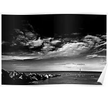 Sheringham Sea View Poster