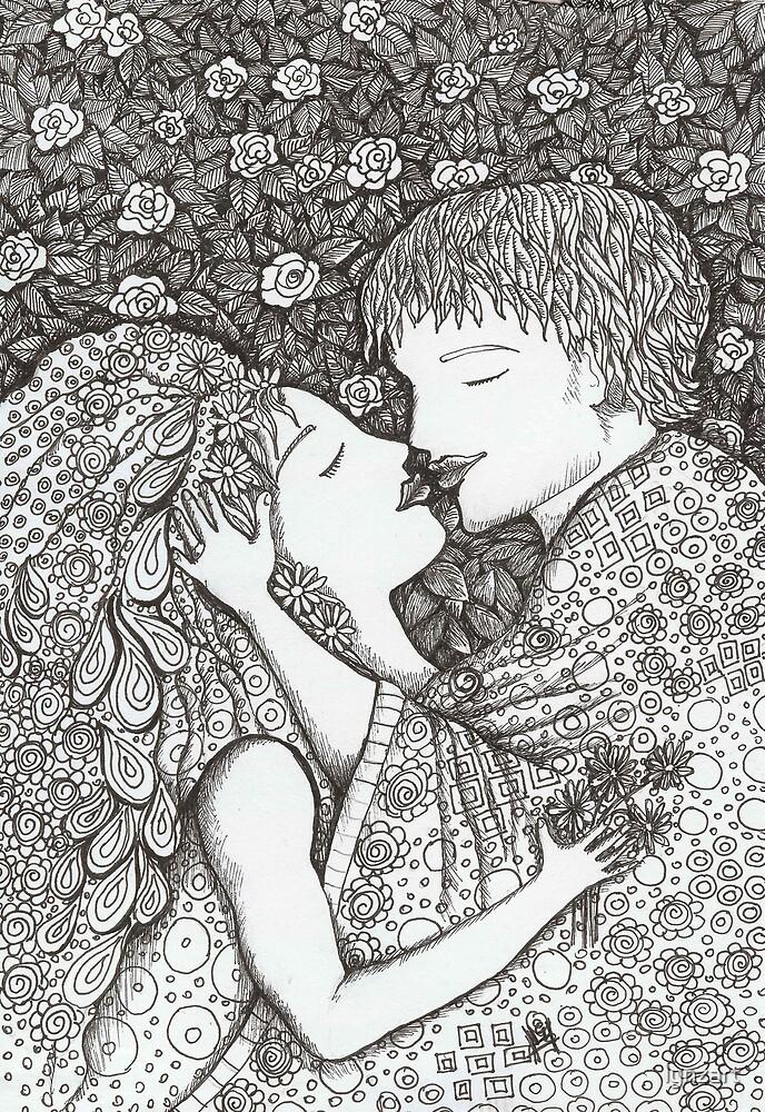 Kiss the Bride by lynzart