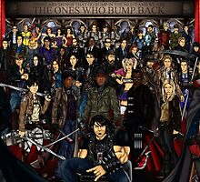 The Ones Who Bump Back by CosmicThunder