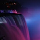 Niagara at Night by Jim  Walline