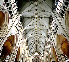 York Minster Main Hall by Stormswept