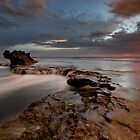 Dragon Head Sundown by Robert Mullner