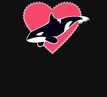 Love Killer Whales Unisex T-Shirt