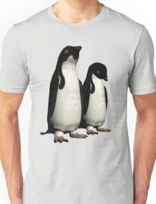 Ad,Lie Penguins Unisex T-Shirt