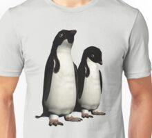 Ad,Lie Penguins Unisex T-Shirt