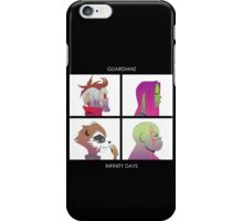 Guardianz: Infinity Days iPhone Case/Skin