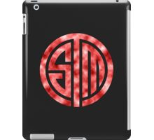 Team Solo Mid Red Clouds iPad Case/Skin