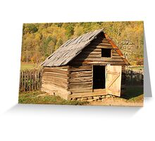 Hen House Greeting Card