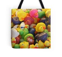 DUCKS!!! Tote Bag