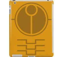 Tau Fire Warrior Human (aka Gue'vesa) iPad Case/Skin