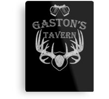 Gaston's Tavern Metal Print