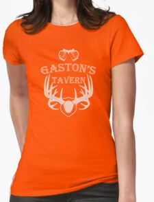 Gaston's Tavern Womens Fitted T-Shirt