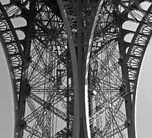 Eiffel Iron. by Andrew Ferguson