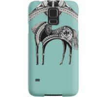 The dark horse Samsung Galaxy Case/Skin