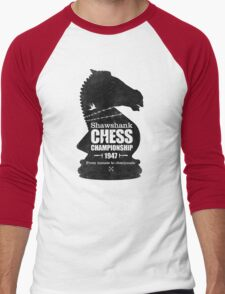 Shawshank Chess Comp Men's Baseball ¾ T-Shirt