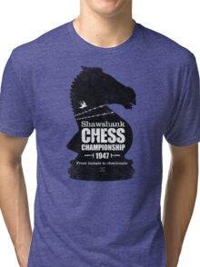 Shawshank Chess Comp Tri-blend T-Shirt