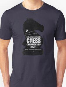 Shawshank Chess Comp Unisex T-Shirt