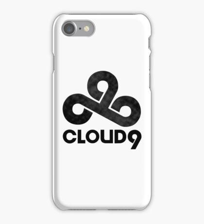Cloud 9 Shadow Gloss iPhone Case/Skin