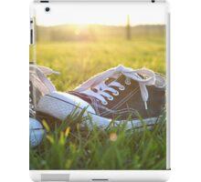 Carefree iPad Case/Skin