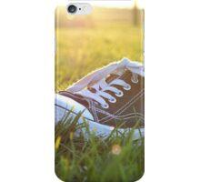 Carefree iPhone Case/Skin