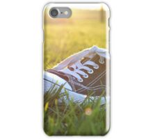Carefree iPhone Case/Skin