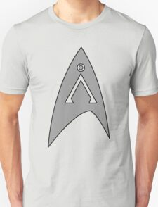 Star Trek and Star Gate combo T-Shirt